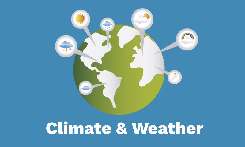 Climate & Weather Logo